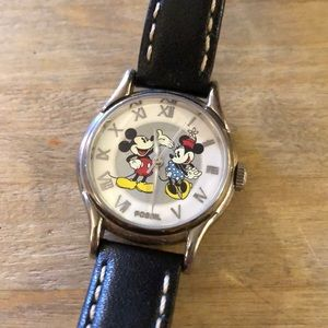 LIMITED EDITION FOSSIL Disney Watch